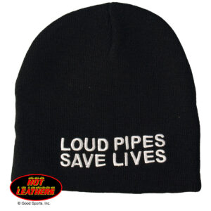 Loud Pipes Save Lives Beanie