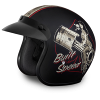 3/4 CRUISER GRAPHIC HELMETS