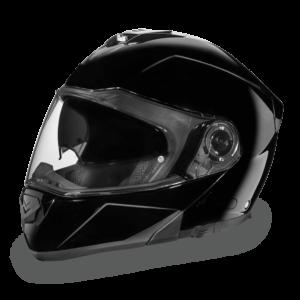 Daytona D.O.T. Glide Gloss Black Helmet